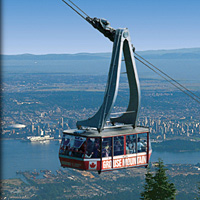 Grouse Mountain, The Peak of Vancouver