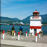 Stanley Park and Sea Wall